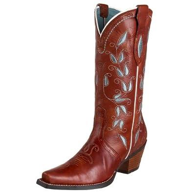 Ariat Women's Sonora Boot,Red Chestnut,10 M US