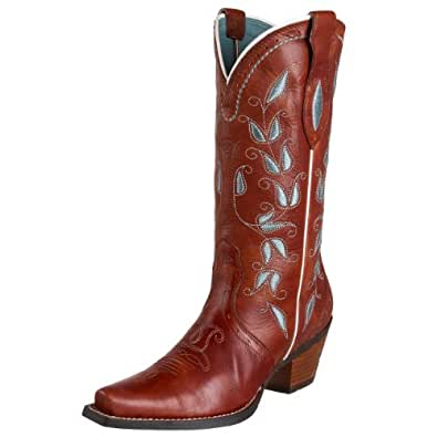 Ariat Women's Sonora Boot,Red Chestnut,10 M US