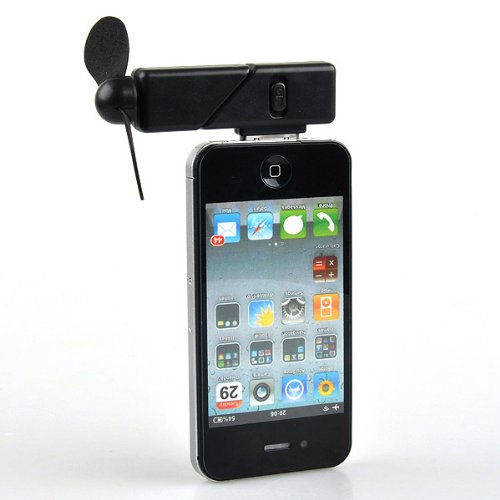 Mini Fan for iPhone 4 4G 3GS