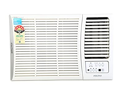 Voltas 185 DY Window AC (1.5 Ton, 5 Star Rating, White)