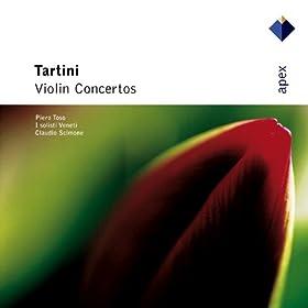 Tartini : Violin Concerto in C major D2 : I 'Torna, ritorna, e dolce mia speranza'