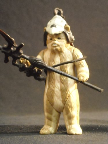 VINTAGE STAR WARS LOGRAY EWOK MEDICINE MAN FIGURE RETURN OF THE JEDI