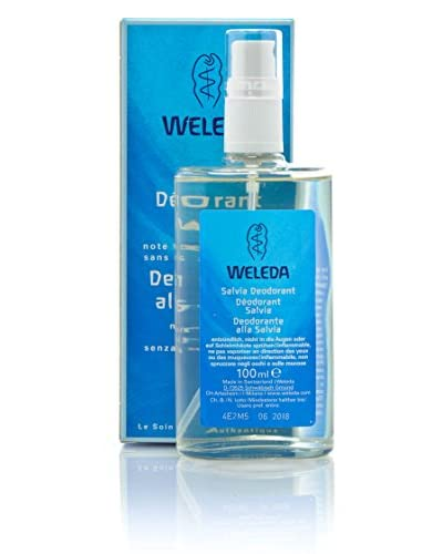 Weleda Set Deodorante Spray 3 pezzi (3x100 ml) 300 ml