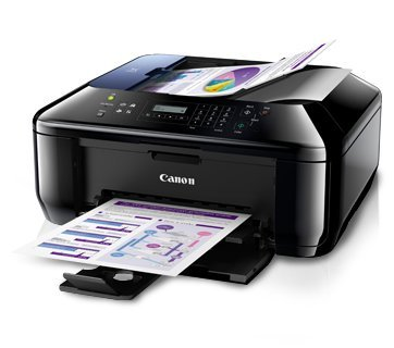 Canon E610 Colour Multifunction Inkjet Printer