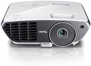 BenQ W700 DLP-Projektor (3D, 1280 x 720 Pixel, 2200 ANSI Lumen, HD-Ready) weiß