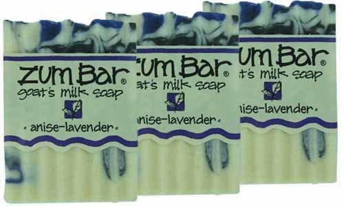 Anise Lavender Zum Bars Multipack (3 Count)<Br>By Indigo Wild