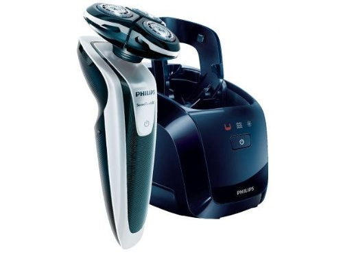Philips RQ1251 SensoTouch  Gyroflex 3D Electric Shaver with Jet Clean and Charge system