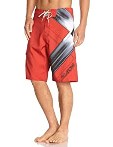 Billabong Implode Boardshort homme Flame  FR: 40 (Taille Fabricant: 30)