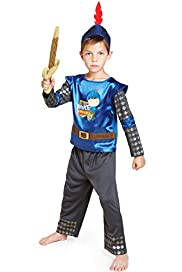 Mike The Knight Outfit with Helmet & Sword