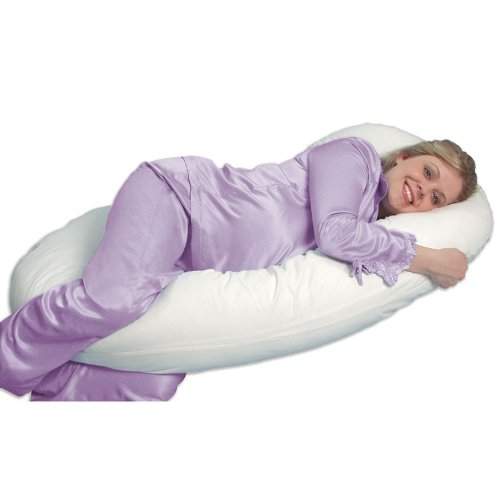 Snoogle Basic Total Body Pillow 045516136515 49 97