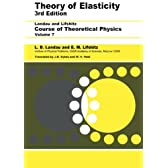 Theory of Elasticity, Third Edition: Volume 7 (Theoretical Physics)