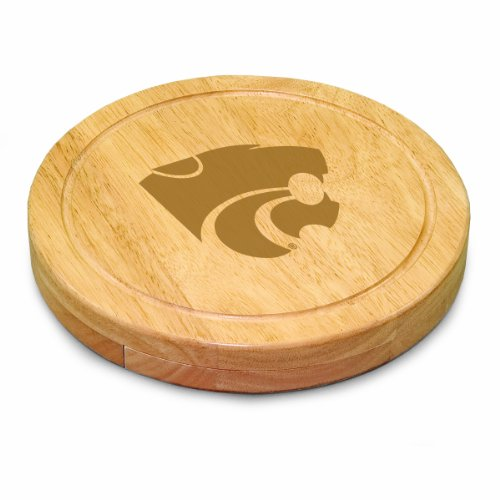 NCAA Kansas State Wildcats Circo Cheese Set