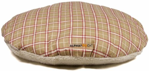 Round Dog Bed Covers 8566 front