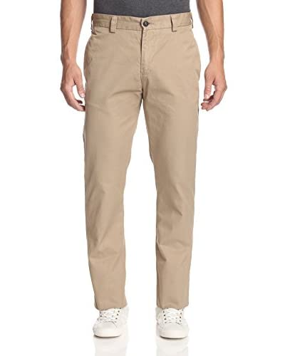 Civilianaire Men's Officer Straight Fit Pant