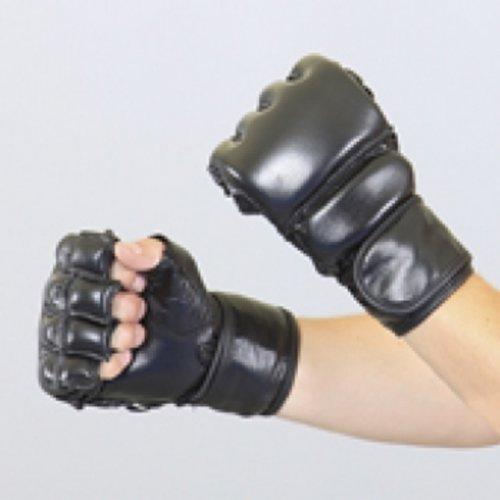 PHOENIX Lederhandschützer für Freefight und MMA