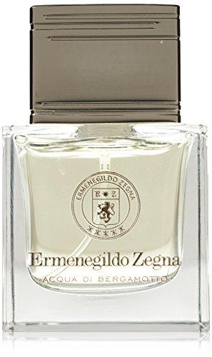 Zegna Ermenegildo Acqua Di Bergamotto con vaporizzatore Di Eau de Toilette, da 30 ml