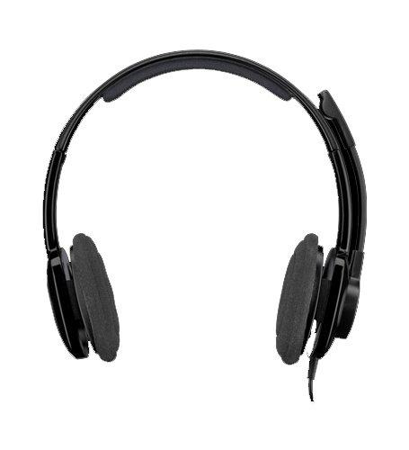 Logitech H250 Stereo Kopfhörer graphit