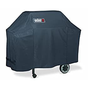 Weber 7573 Premium Grill Cover