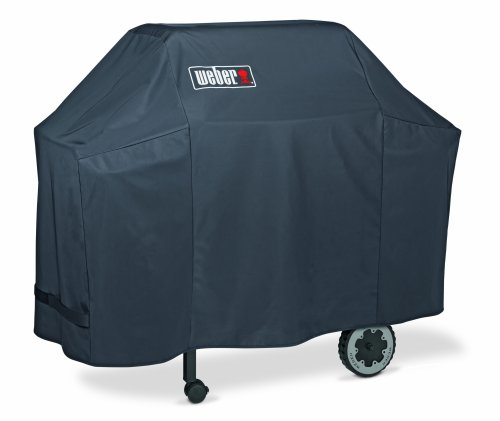 Big Save! Weber 7573 Premium Cover for Weber Spirit 200/300 Gas Grills