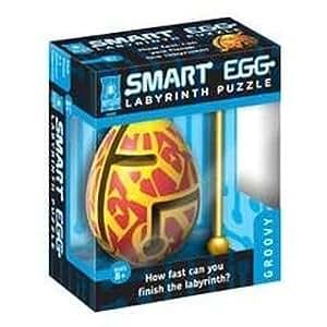 BePuzzled Smart Egg Groovy