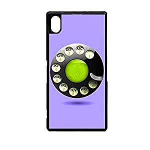 Vibhar printed case back cover for Sony Xperia Z3 Dial
