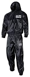 TITLE Pro Hooded Sauna Suit