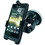Haicom Rotating Car Holder with Arm for Sony Xperia Go