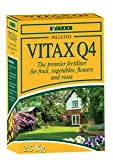 Vitax Q4 Fertiliser 2.5Kg
