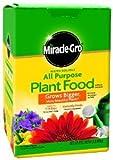 Miracle Gro All Purpose Plant Food 24-8-16 10 Sq. Ft. Powder 1.5 Lb.
