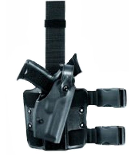 Details for Safariland 6004 S And W M And P 45 Surefire Stx Black Tactical Holster With M3 Left Hand by Safariland