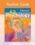 Edexcel A2 Psychology Teacher Guide + CD (Gcse Photocopiable Teacher Resource Packs)