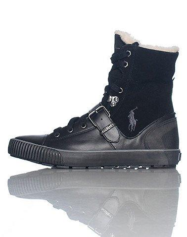 Polo Footwear Jilton Boot Black 13