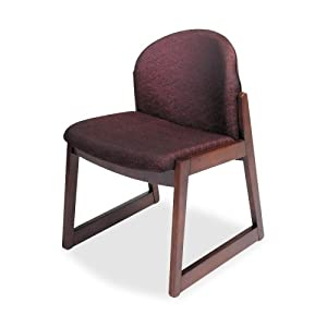 Chair, Armless Guest, 2-3/4 quot;x23 quot;x31-1/4 quot;, Medium Oak/BY