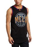 NBA New York Knicks Carmelo Anthony #7 Notorious Jersey by Majestic