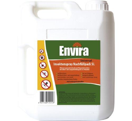 ENVIRA Insektenmittel 5Ltr mit 5Ltr Drucksprüher