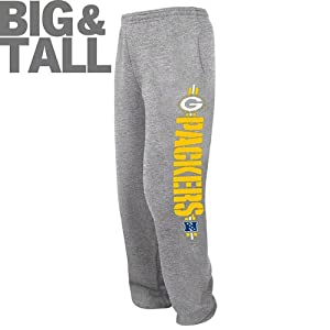 Green Bay Packers Big & Tall Critical Victory VI Sweatpant