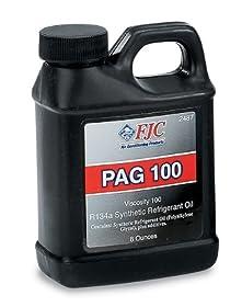 FJC  2487 PAG Oil - 100 Viscosity 8 oz Bottle