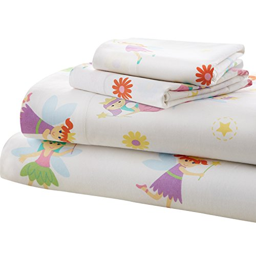 Olive Kids Fairy Princess Twin Sheet Set (Fairy Sheets Twin compare prices)