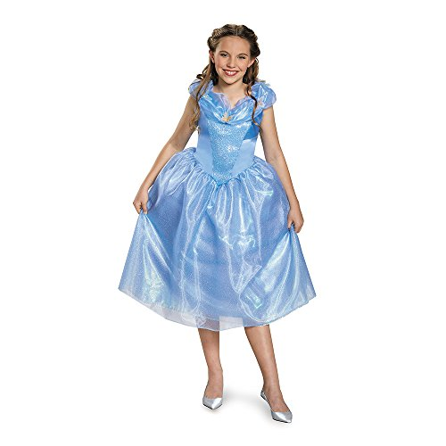 Cinderella Movie Tween Costume for Girls