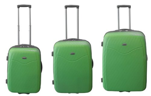 Hartschalen Kofferset 3tlg Mintgrün
