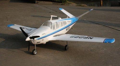 Bonanza V35ST V-Tail with Retracts EPO Foam 2.4G Radio Brushless Motor, 3 cell Li-po Battery Ready-to-Fly