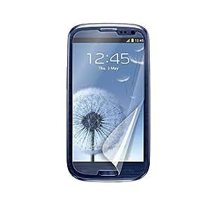 Muvit MUSCP0235 Pack de 2 Films de protection d'écran Mat pour Galaxy S3 4G