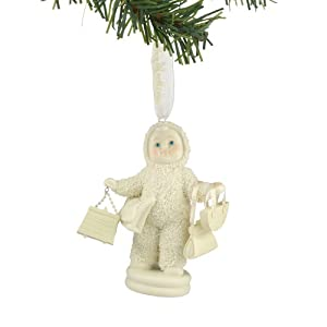 Snowbabies from Department 56 Decision, Decisions Ornament