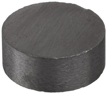 "Ceramic Disc Magnet, 0.472"" Diameter, 0.197"" Thick (Pack of 10)"
