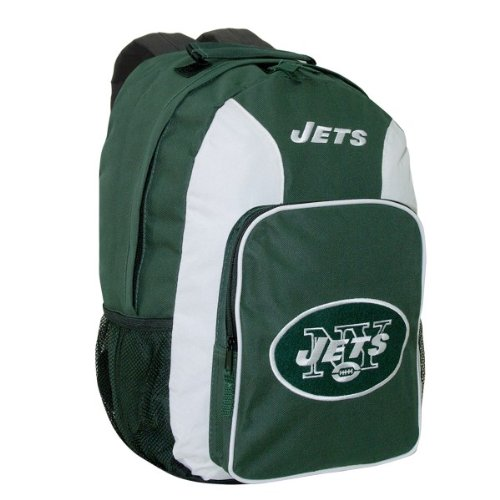 NFL New York Jets Southpaw Backpack, Green at Amazon.com