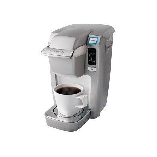 Drip Coffee Maker Vs Keurig : Keurig Mini B31 Plus Platinum Coffee Maker Reviews Best coffeemakers
