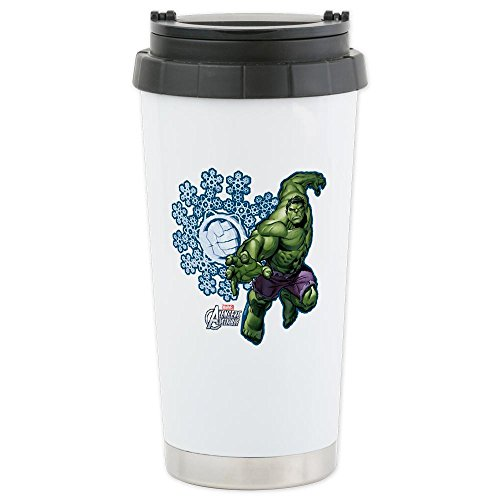 Cafepress Holiday Hulk Stainless Steel Travel Mug Ceramic Travel Mug - Standard
