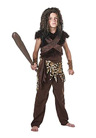 Fun Costumes boys Child Caveman Costume