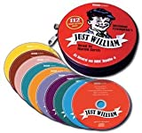 Just William Audio Collection - 28 CD's RRP £150.90 Martin Jarvis