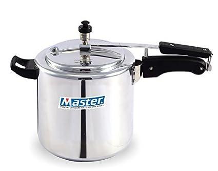 Master MPIL3 Aluminium 3 L Pressure Cooker (Inner Lid)